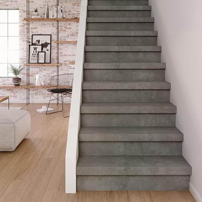 Profil escalier ouvert 1300x70x10mm 5 pi ces - Escalier ouvert ...