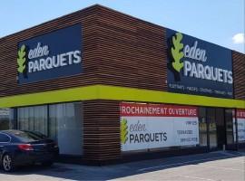 Eden Parquets Lattes
